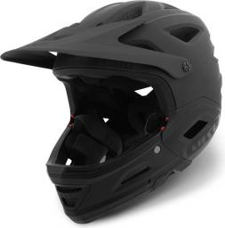BELL Kask rowerowy Switchblade Mips matte black/gloss black r. M (GR-7074581)