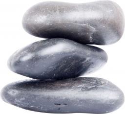 inSPORTline Kamienie bazaltowe do masażu z lawy wulkanicznej River Stone 10-12 cm 3 szt. (11197-1)