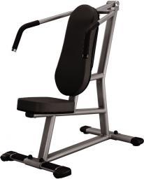 inSPORTline Maszyna do wyciskania na mięśni barków  Kolor Czarny - 2741-1