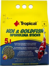 Tropical Koi & Goldfish Spirulina Sticks 1L