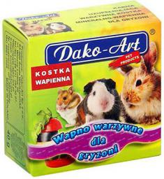 Dako-Art WAPNO DLA GRYZONI-WARZYWA