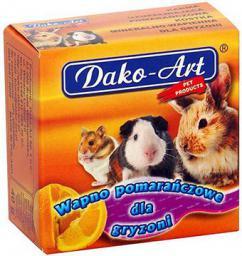 Dako-Art WAPNO DLA GRYZONI-POMARANCZA