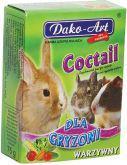 Dako-Art Coctail warzywny dla gryzoni 75g
