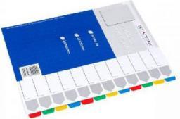 Starpak Przekładki kartonowe A412 kolorów (179874)