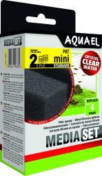 AQUAEL  Wkład gąbkowy do filtra Pat - Mini 2szt. (113915)