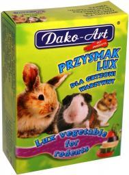 Dako-Art Przysmak Lux Warzywny 40g (322)
