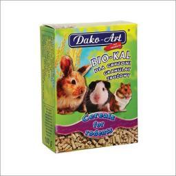 Dako-Art Bio-Kal - granulowana odżywka dla gryzoni 100g