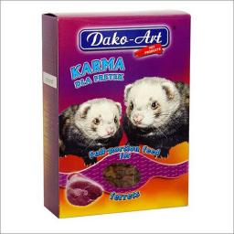 Dako-Art Pokarm dla fretki 360g