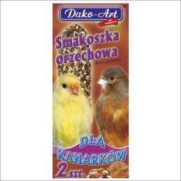 Dako-Art Smakoszka Kanarek Orzechowa