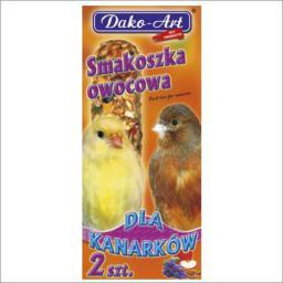 Dako-Art Smakoszka Kanarek Owocowa