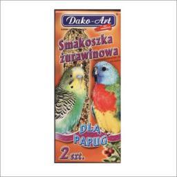 Dako-Art Smakoszka Papuga Żurawinowa