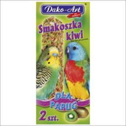 Dako-Art Smakoszka Papuga Kiwi