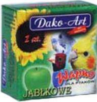 Dako-Art Wapno Dla Ptaków - Jabłko 2szt.
