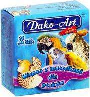 Dako-Art Wapno Dla Ptaków - Muszle 2szt.