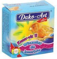 Dako-Art DA WITAMINY KANAR-VIT II 35G 203 - 6923