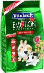 VITAKRAFT  Emotion Sensitive karma dla królików 600g