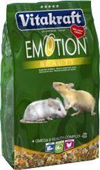 VITAKRAFT  Emotion Beauty karma dla myszy 300g