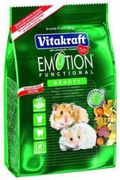 VITAKRAFT  Emotion Beauty 600g Karma Dla Chomika
