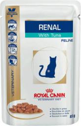 Royal Canin CAT DIET RENAL 85G TUNA/TUŃCZYK