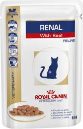 Royal Canin CAT DIET RENAL 85G BEEF/WOŁOWINA