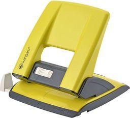 Dziurkacz Kangaro Aion-30 30 kartek Żółty (KAA30-06)