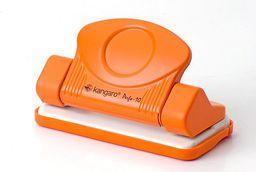 Dziurkacz Kangaro Perfo 10 10 kartek Pomarańczowy (KA10-07)