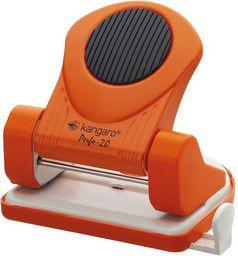 Dziurkacz Kangaro Perfo 20 20 kartek Pomarańczowy (KA20-07)