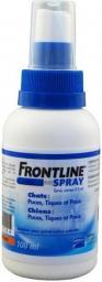 Frontline Spray przeciw pchłom i kleszczom 100ml