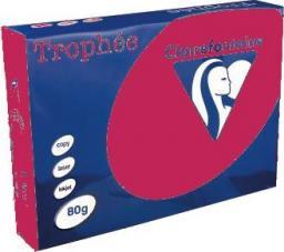 Trophee Papier ksero Trophee intensywny wiśniowy A4 160g. 250 arkuszy (xca41016)