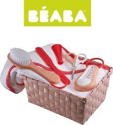 Beaba Beaba Zestaw kąpielowy z akcesoriami nude/coral - 920317