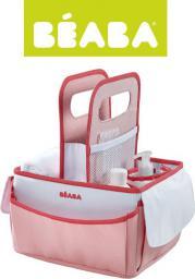 Beaba Beaba Organizer na pieluszki i akcesoria nude/coral - 920318