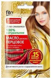Fitocosmetics Olejek pieprzowy do włosów 20ml
