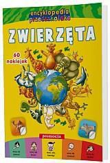 Encyklopedia przedszkolaka. Zwierzęta w.2012 (93261)