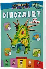 Encyklopedia przedszkolaka - Dinozaury w.2011 (68445)