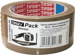 Tesa taśma pakowa solvent 48mm/66m (55263-00002-00 TS)