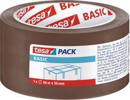 Tesa Taśma pakowa brązowa Basic 45mm/40m (58575-00000-00 TS)