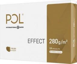International Paper Papier ksero PolEffect A4 280g. 125 arkuszy