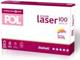 Papier PCL POL COLOR LASER A4 250 (810013)
