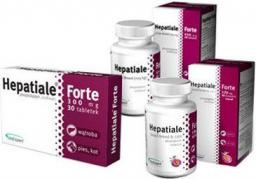 VETEXPERT HEPATIALE FORTE SMALL BREED and CATS 170MG 40TBL