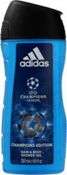 Adidas Champions League UEFA Champion Edition IV Żel pod prysznic  250ml