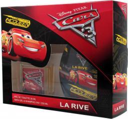 La Rive Disney Cars Zestaw Kosmetyków