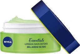 Nivea Krem do twarzy Essentials Urban Skin Detoks nawilżający 50ml