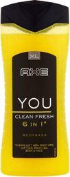 Axe UNILEV*AXE ZEL 400ml CLEAN - 664400