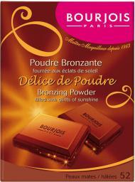 BOURJOIS Paris Delice De Poudre Bronzing Powder puder brązujący 52 16.5g