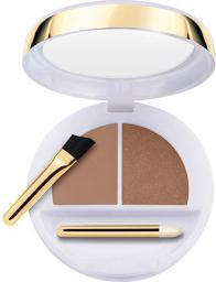 Collistar Flawless Eyebrows Modelling Wax+Coloured Powder modelujący wosk i cienie do brwi 1 Bionda 1szt.