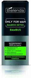 Bielenda Only For Man Bamboo Detox Detoksykująco-odświeżający krem do twarzy 50ml