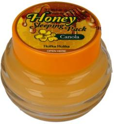 Holika Holika Honey Sleeping Pack Maseczka kojąca Canola 90ml