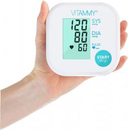 Ciśnieniomierz Vitammy Beat Biały (TMB-1491A)