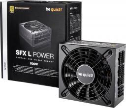 Zasilacz be quiet! SFX-L Power 500W 80+ Gold (BN214)