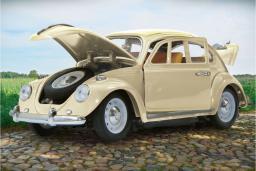 Jamara VW Beatle 1:18, 40MHz, kremowy (405111)